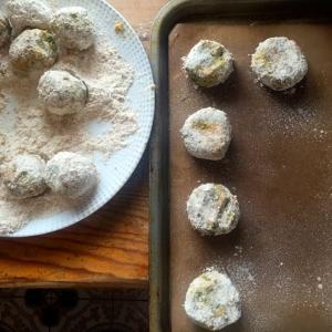 HOUMOUS WEEK: Baked Falafels