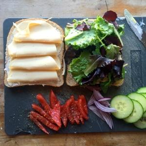 The Corrie Sandwich