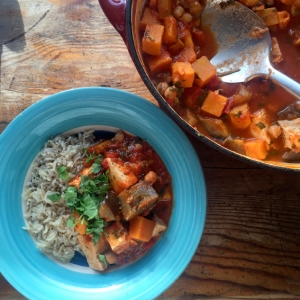 Butternut & Coconut Curry