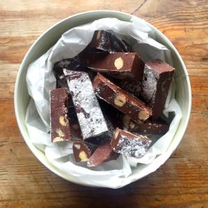 Jamie's Chocolate Nutty Bites
