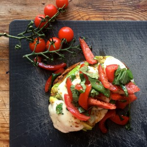 Big Brunch Bruschetta