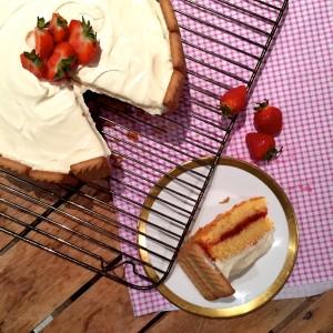 HCTB: Frances Quinn's Shortcake