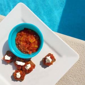 Portugese Salsa Bites