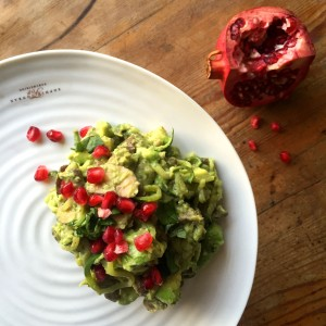 Courgettetti with Avocado Pesto