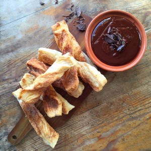 Sam's Cheaty Churros