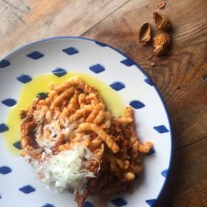 Sicilian Sun-dried Tomato & Caper Pasta