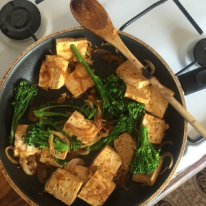 Tofu & Tenderstem Broccoli