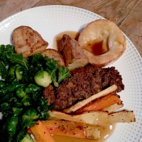 Riverford Organic Nut Roast £7.95