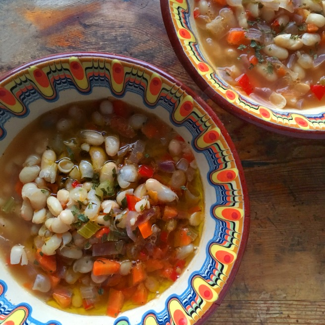 Bulgarian Bean Soup