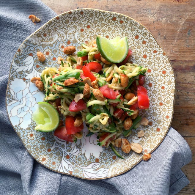 Spicy Thai Salad