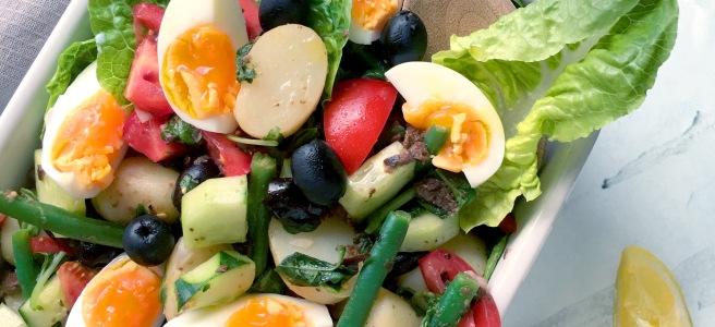 Veggie Salad Niçoise