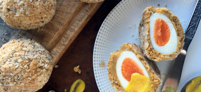 Healthier Scotch Eggs