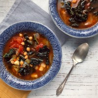 Winter ribollita